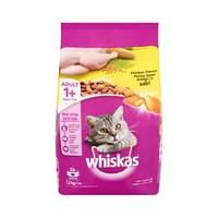 ويسكاس طعام قطط مع الدجاج 1.2 كج