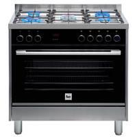Teka 90x60Cm Gas Cooker FS3FF L90GG SS