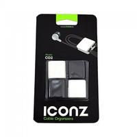 Iconz Cable Organizer-Medium IMN-CO2MKW
