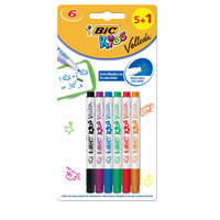 BIC Kids Mini Velleda Blue 5+1