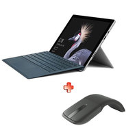 "Microsoft 2 in 1 Surface Pro i5-M1796 4GB RAM 128GB SSD 12.3"""" + Arc Mouse"