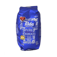 Tilda Indian Basmati Rice 1KG