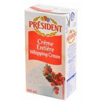 President Whipping Cream 500ml