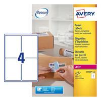 Avery Parcel Labels L7169-100