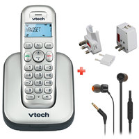 Vtech ES1210 + Earphone + Travel USB Adopter
