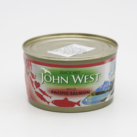 J West Wild Pacific Salmon Keta