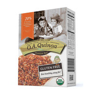 O.A Quinoa Premium Red 340g