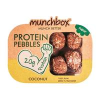 Munchbox Coconut Protein Pebbles 88g