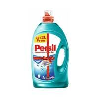 Persil concentra power gel top load 3 L + 2 L free