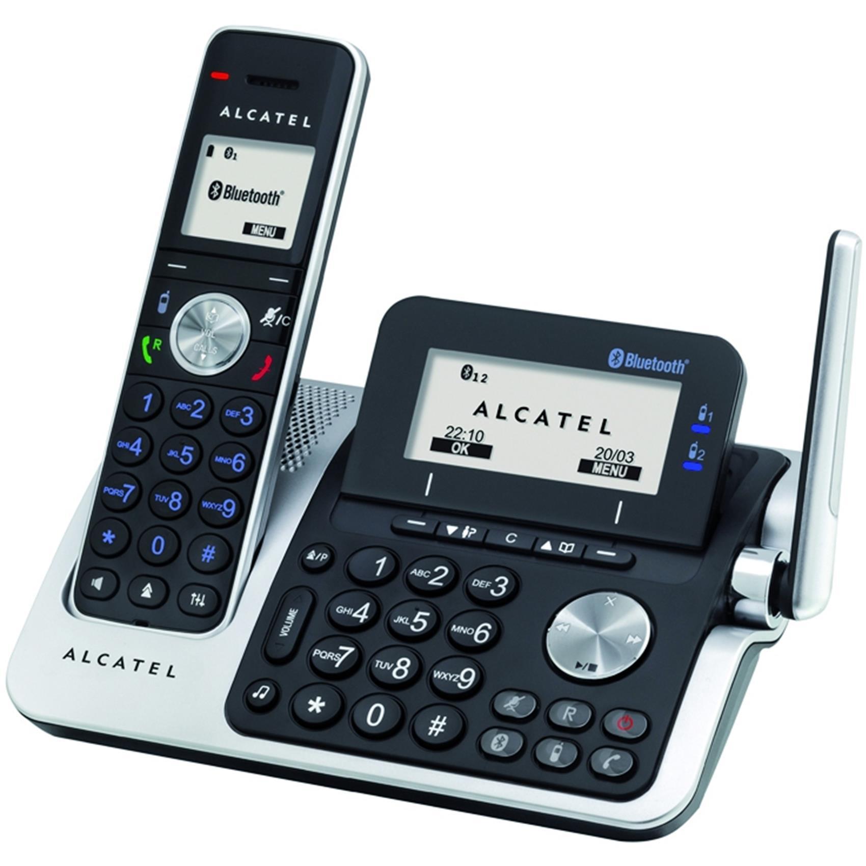 ALCATEL XP2050 B/T DECT PHONE
