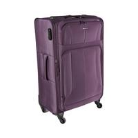 Travel House Soft Luggage 4 Wheels Size 28 Inch purple