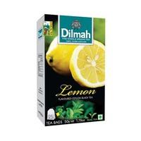 Dilmah Foil Env Lemon & Lemon Tbag 1GR