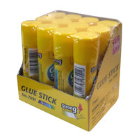 Deli Glue Stick 8Gm 12Pc Pack