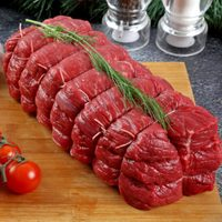 New Zealand 2-Piece Beef Topside Roast Family Pack