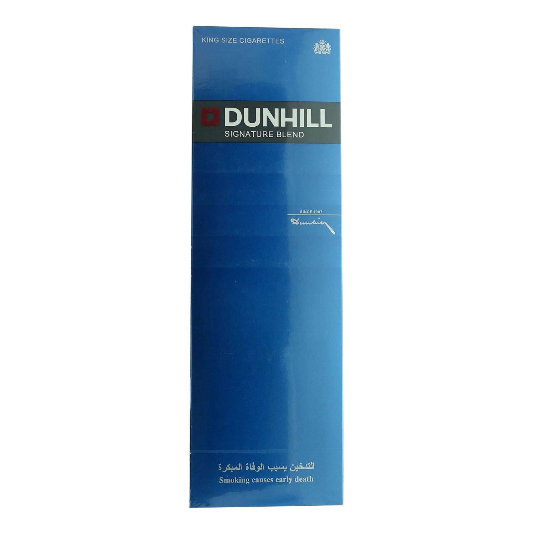 DUNHILL BLUE 20X10