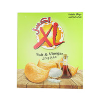 xL Salt & Vinegar Potato Chips 26 g x 14