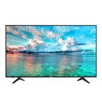 تلفزيون هايسنس بشاشة سمارت ألترا إتش دي بتقنية 4K حجم 58 إنش موديل 58A6100UW لون أسود