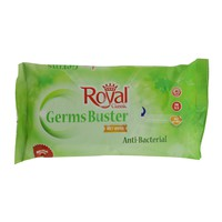Royal Classic Germs Buster Wet Wipes 40 Wet Wipes