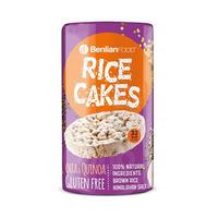 Benlian Rice Cakes Chia & Quinoa 100GR