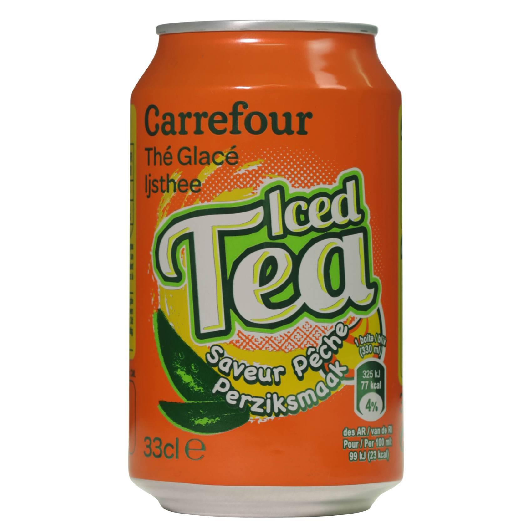 CRF ICE TEA PEACH 330ML