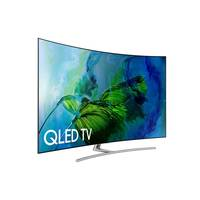 SAMSUNG Curved QLED Smart TV 4K 65''QA65Q8CNARXTW Black