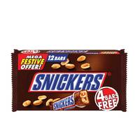 Snickers Chocolate 50gx12