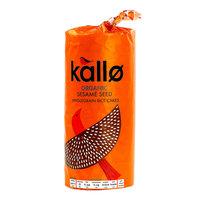 Kallo Organic Sesame Seed Wholegrain Rice Cake 130g