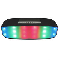 VMAX Bluetooth Speaker Portable with Disco Lights