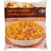 Carrefour Potatoes Rissoles 1Kg