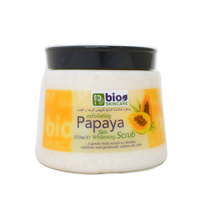 Bio Skincare Skin Whitening Scrub Papaya 500ml