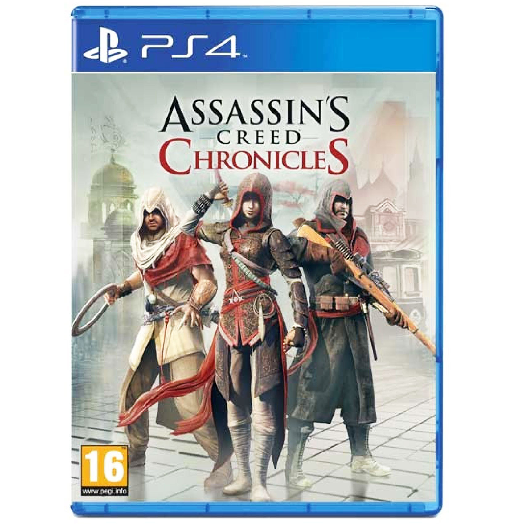 SONY PS4 ASSASSINS CREED CHRONICLES