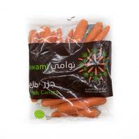 Carrot local bag 1 Kg