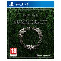 Sony PS4 Elder Scrolls Summerset Game-Online