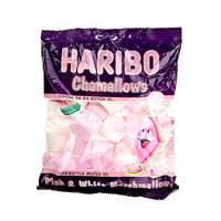 Haribo Chamallows Pink And White Marshmallows 150g