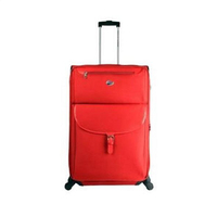 American Tourister Solar Plus Spinner Luggage Trolley Bag 67CM Maroon