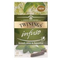 Twinings Infuso Fennel, Mint & Liquorice 20 Tea Bags