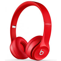 Beats Headphone Solo2 Wireless Red