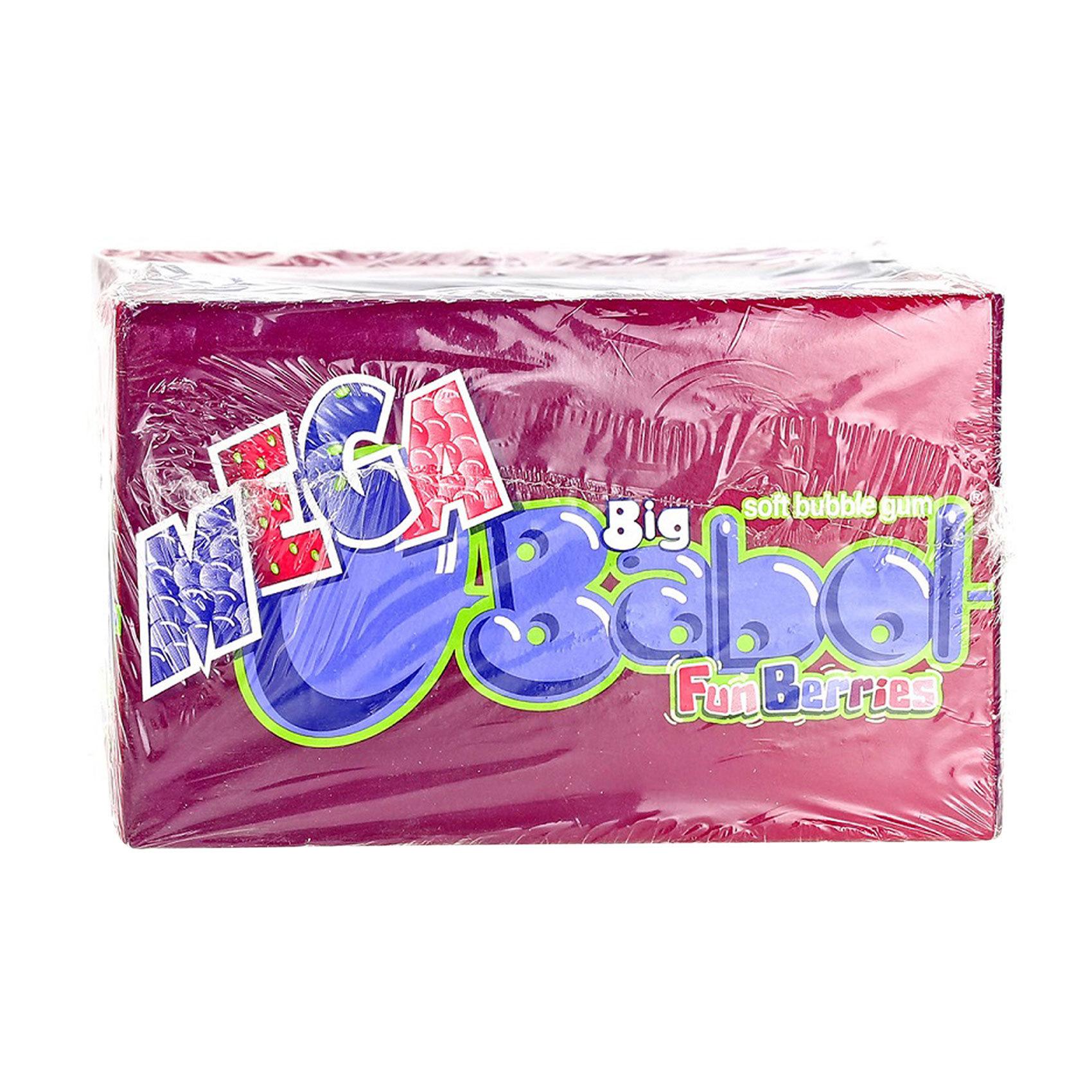 MEGA BIG BABOL FUN BERRIES 27GX20