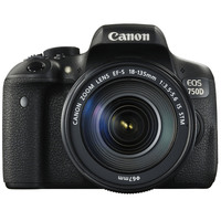 Canon SLR Camera EOS750D 18-135MM IS STM
