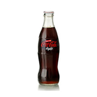 Coca Cola Light Glass 250ML