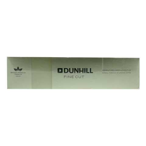 Dunhill-Master-Blend-Fine-Cut-200/20-Cigarettes(Forbidden-Under-18-Years-Old)