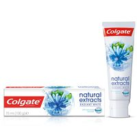 Colgate Natural Extracts Radiant White with Seaweed and Salt Toothpaste 75ml