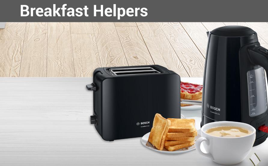 Breakfast Helpers