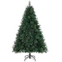 Christmas Tree - Green Tree Needle Shiny Glitter 180Cm N18