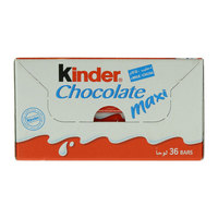 Kinder Chocolate Maxi (21gx36) 756g
