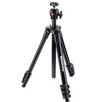 Manfrotto Tripod Mkcompactlt-Black