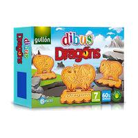 Gullon Dibus Dragon Biscuit 300GR