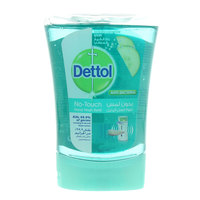 Dettol Anti-Bacterial No-Touch Hand Wash Refill 250ml