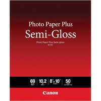 Canon Photo Paper SG 201 Semi Glossy 20X25 20 Sheets(8X10 20 Sheets)
