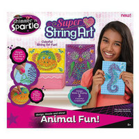 Cra-Z-Art Shimmer N Sparkle Art Animal Friends